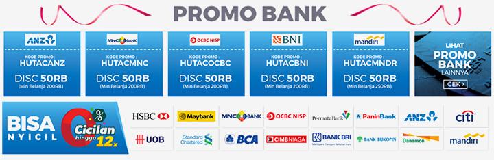Promo Bank Alfacart Anniversary