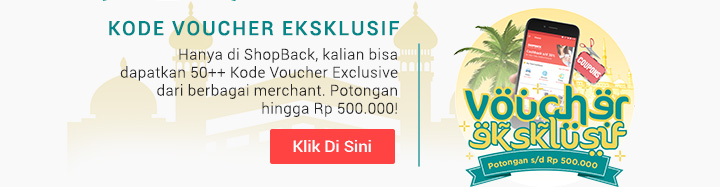 Gebyar Ramadhan Online ShopBack