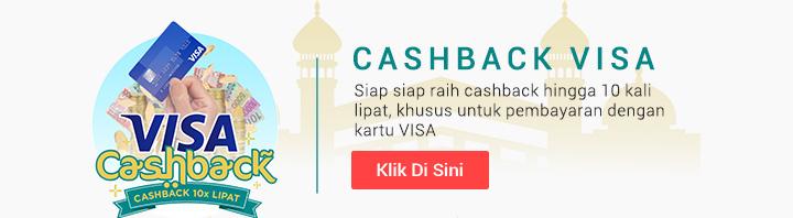 VISA Promo Gebyar Ramadhan