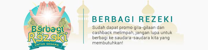 Berbagi Rezeki Gebyar Ramadhan