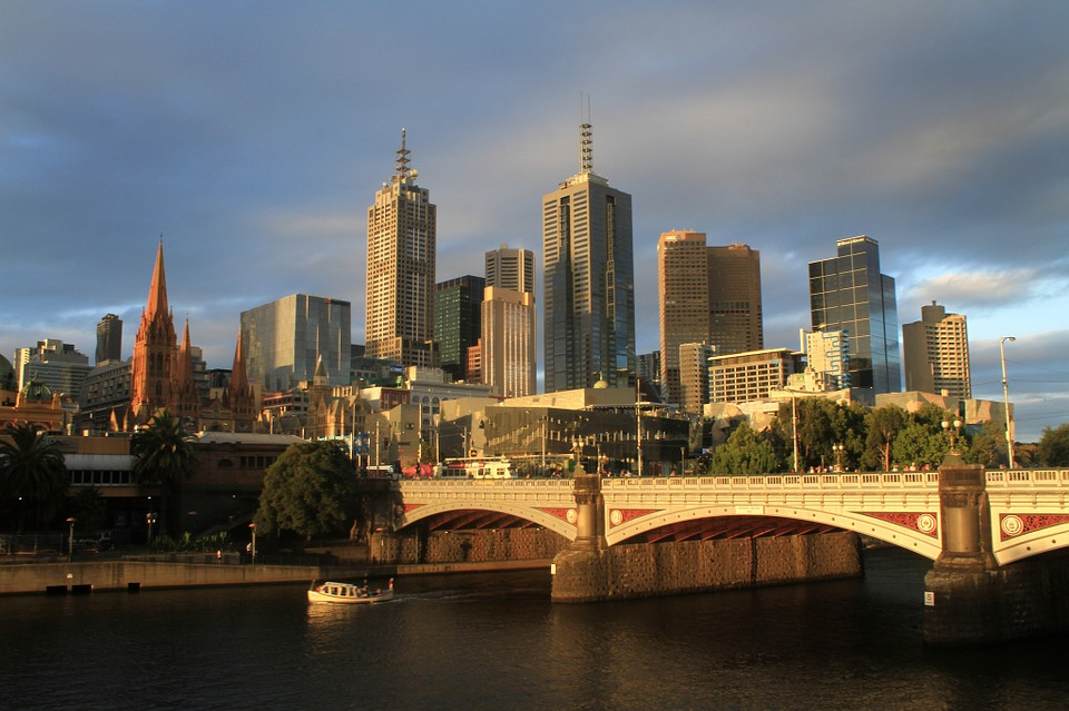 Melbourne Business District