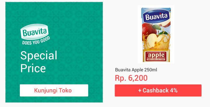 Promo Unilever Buavita