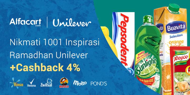 Promo Unilever