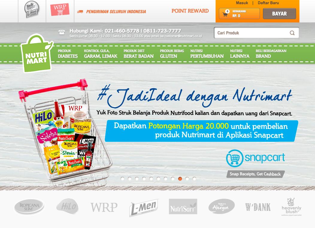 Nutrimart Indonesia