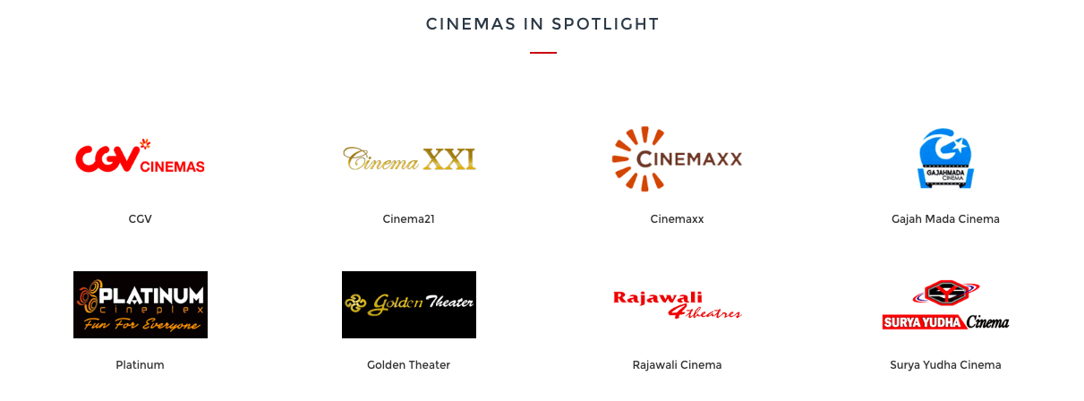 Cinemas in Spotlight