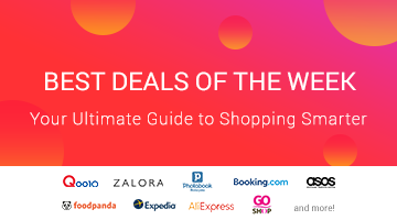 Best deals of the week - Your ultimate guide to shop smarter