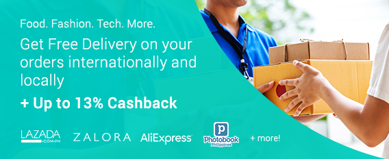 Get Free Shipping on your favourite brands + Up to 13% Cashback