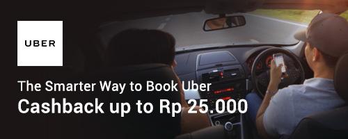 Pesan Uber