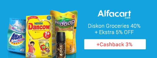 Alfacart Groceries Great Sale