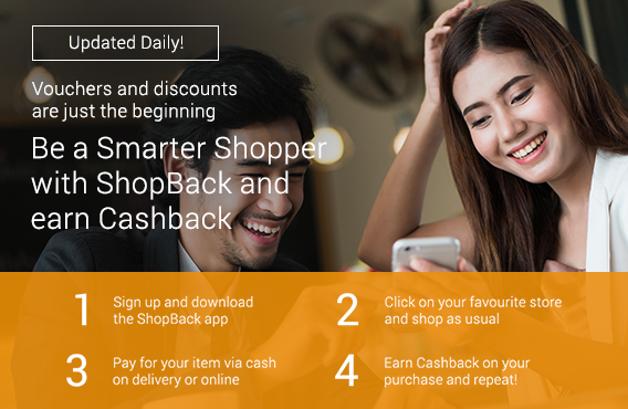 Be a smarter shopper and get more out of your Online Shopping.