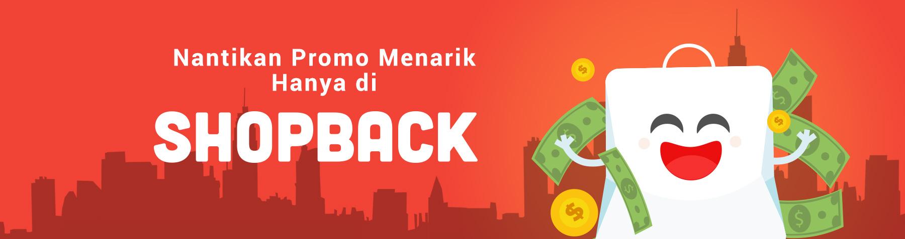 Promo ShopBack Indonesia