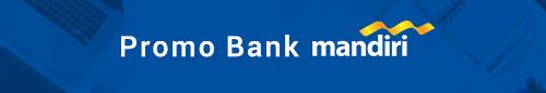 Promo Bank Mandiri
