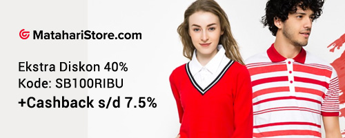Promo MatahariStore.com