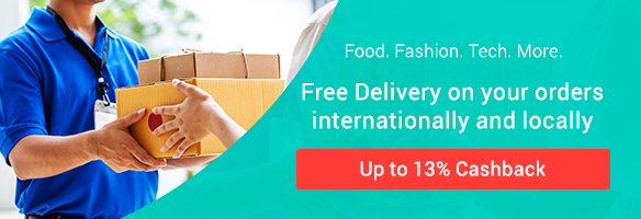 See where to get Free Shipping and Pay Cash on Delivery