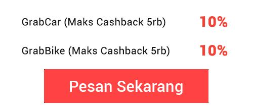 Cashback Tier Promo Grab