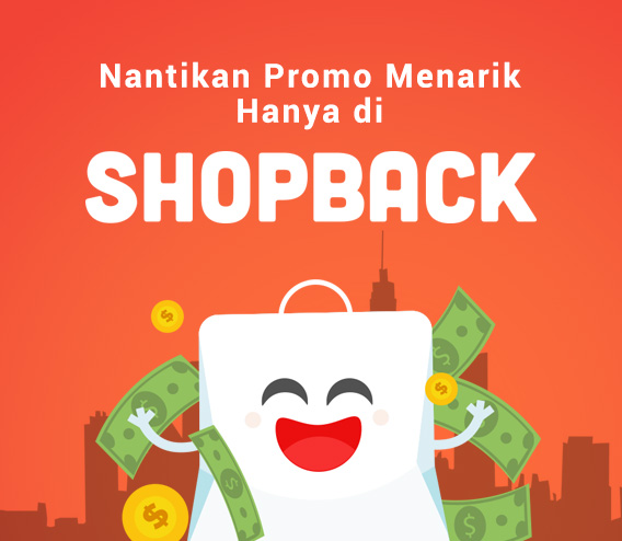 Promo Pampers ShopBack