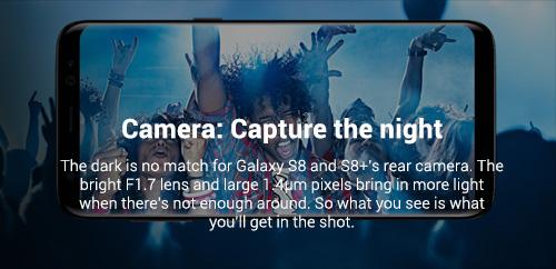 Camera S8