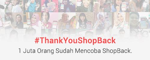 Thank You ShopBack