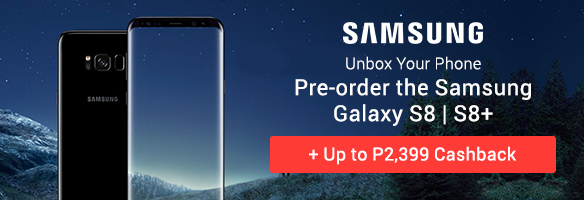 Pre-order your Samsung Galaxy S8 and S8 Plus on Lazada and get Cashback via ShopBack