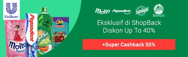 Unilever Super Cashback