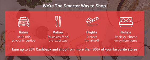 We're The Smarter Way to Shop