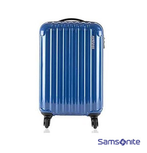 American Tourister Hard Carrier (Blue)