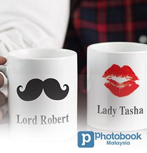 Customisable Photo Mug