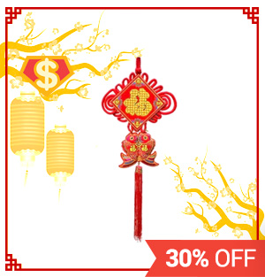 [$] CNY Decorations Decorative