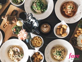RM50 Cash Voucher for A la Carte Food and Drinks