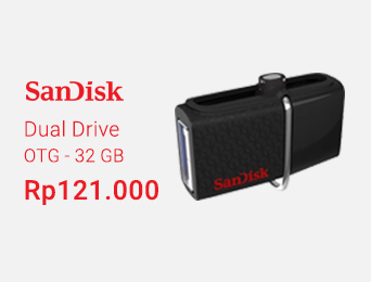 Dual Drive OTG - 32 GB