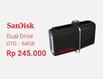 Sandisk Dual Drive OTG - 64 GB