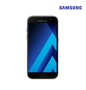 Samsung Galaxy A3 2017 - Hitam