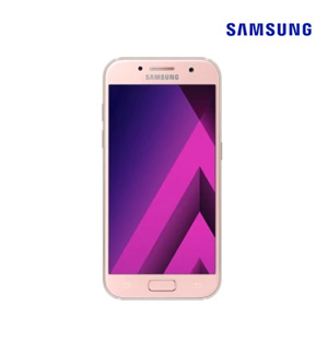 Samsung Galaxy A3 - Peach