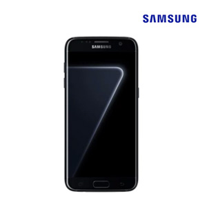 Samsung Galaxy S7 Edge - Black Pearl