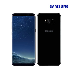 Samsung Galaxy S8+ - Midnight Black