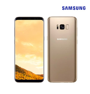 Samsung Galaxy S8+ - Maple Gold