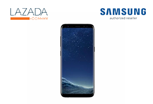 Galaxy S8+ G955 64GB (Midnight Black)