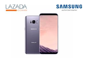 Galaxy S8 G950 64GB (Orchid Grey)