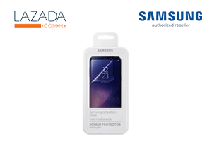 Galaxy S8 Screen Protector (Twin Pack)
